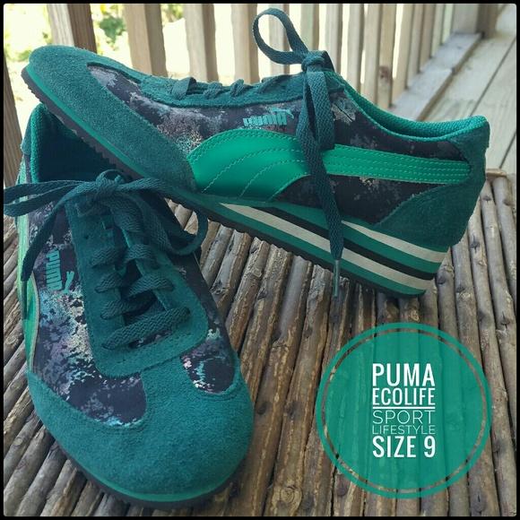 3cb531a6208ea3 Women s Puma Caroline Eco Ortholite Running Shoe